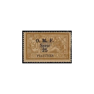 Syrie N° 041 Neuf *