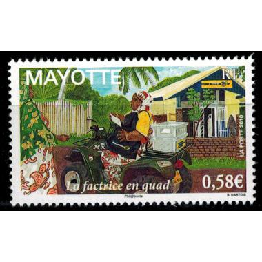 Mayotte N° 240 Neuf **