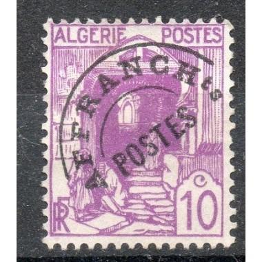 Algerie Preo N° 009 Obli